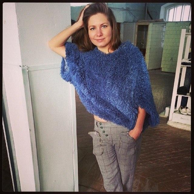 Брюки и свитер